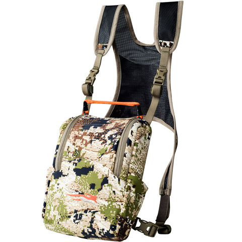 Sitka® Bino Bivy Harness - 12x-15x - Optifade Open Country™ or Subalpine™ Camo
