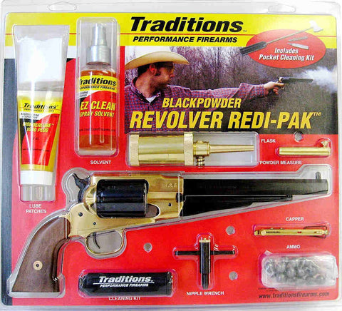 Traditions™ 1858 Army Pistol Redi-Pak - .44 Cal