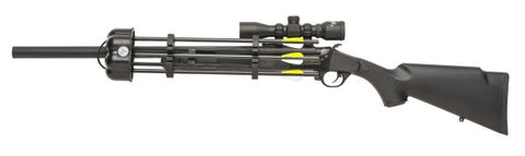Traditions Crackshot™ XBR™ Rifle - Black Stock