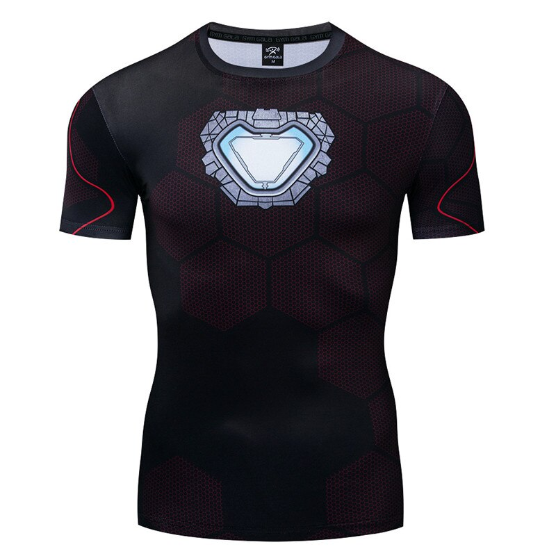 Ironman Compression Full Sleeve Shirt
