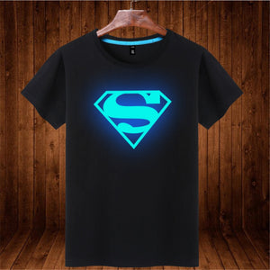 Superhero Night Fluorescent Shirt