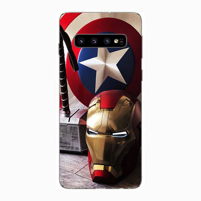 Ironman Samsung phone case