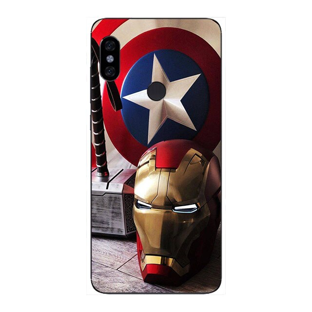 Ironman Redmi Phone Case