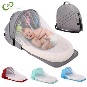 Baby Travel Portable Foldable Bed - Zerahil