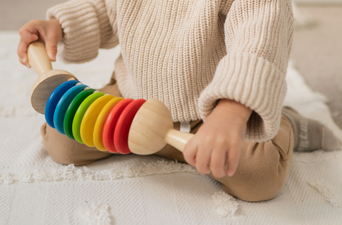 Educational toy for brain development in toddlers