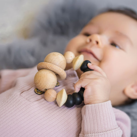 Baby grasping educational toy
