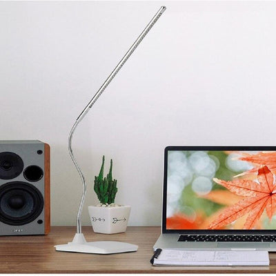 Long Arm Table Lamp LEDs Clip Mounted Office LED Desk Lamp USB Eye- Reading Lamp Led Lights лампа