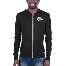 Load image into Gallery viewer, Unisex zip hoodie DJ Young