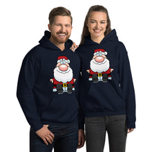 Load image into Gallery viewer, Unisex Santa Hoodie
