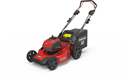 "21"" Self-propelled 82V Battery Mower Lawnmower Snapper - Irish Farm and Garden Machinery"
