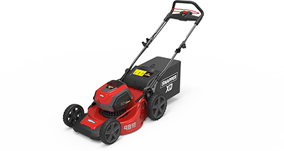 "19"" Self-propelled 82V Battery Mower Lawnmower Snapper - Irish Farm and Garden Machinery"