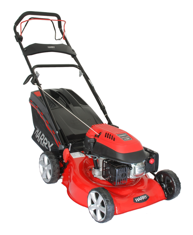 "LMG46S-B 18"" Mower-Harry-gardenmachinery.ie"