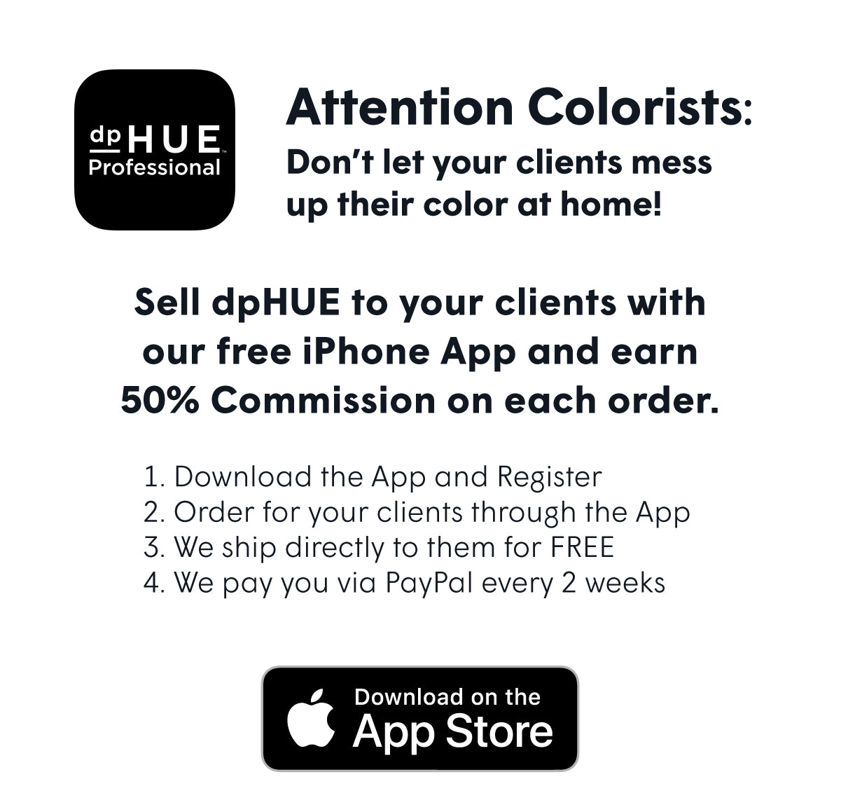 dpHUE Professional - Download on the App Store