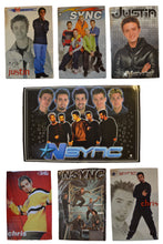 "Load image into Gallery viewer, Vintage *NSYNC Poster 22"" x 34"""