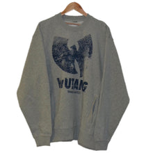 Load image into Gallery viewer, Men's Wu Tang Clan Brand Limited Sweatshirt XL