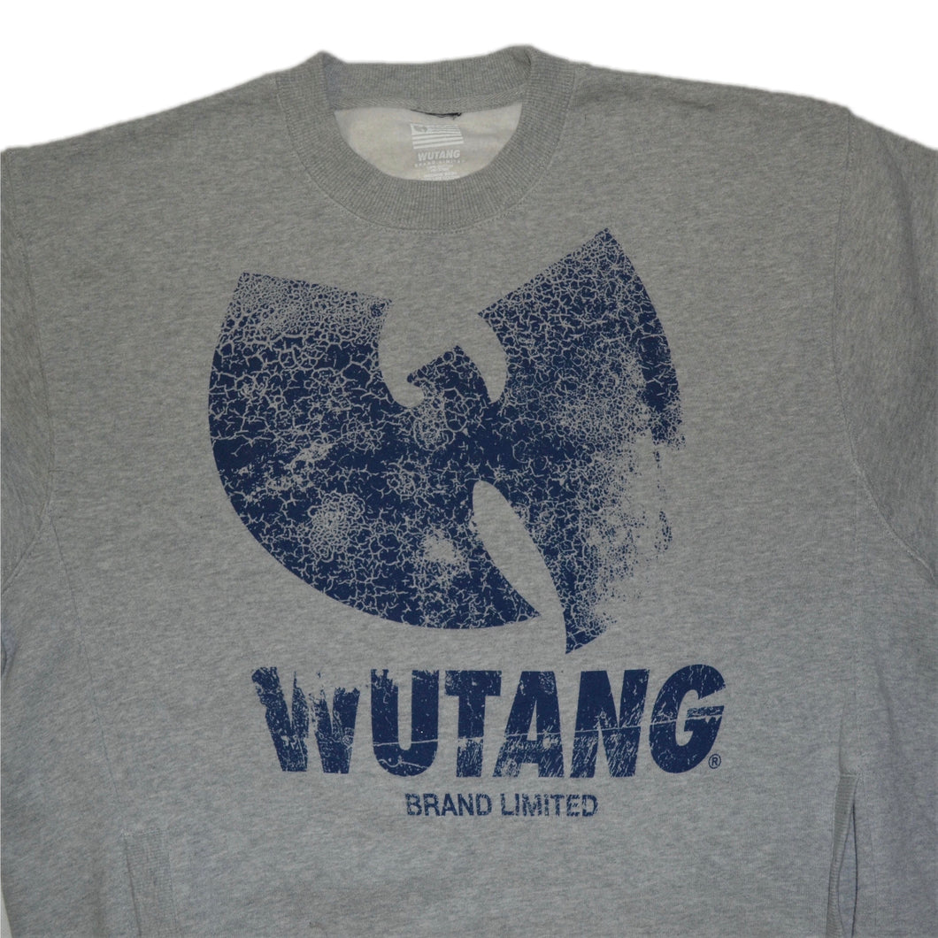 Men's Wu Tang Clan Brand Limited Sweatshirt XL