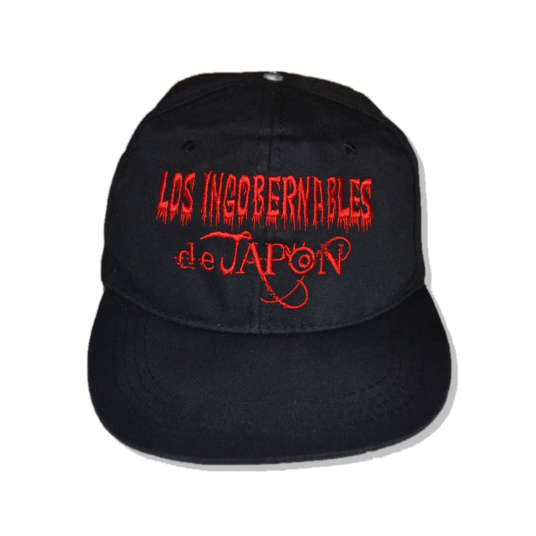 Los Ingobernables de Japon Wrestling Snap Back Hat