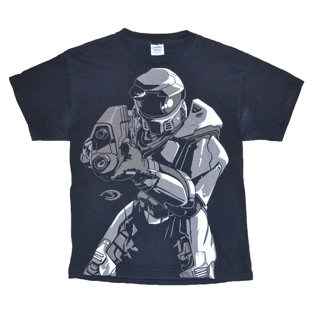 Men's Halo 3 Master Chief Promo T-shirt Medium