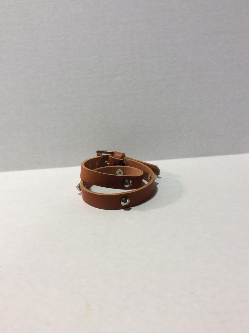 Adjustable Leather Bracelet-Personalized Unisex Leather Bracelet-Men Leather Bracelet