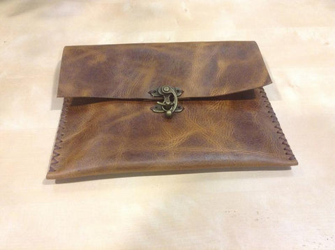 Vintage Leather Pouch