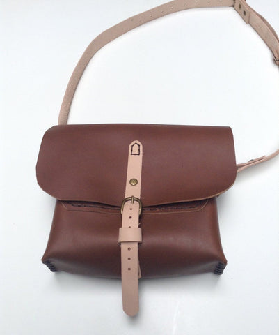 Medium Leather Purse Bag