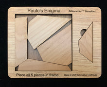 Load image into Gallery viewer, Paulo's Enigma