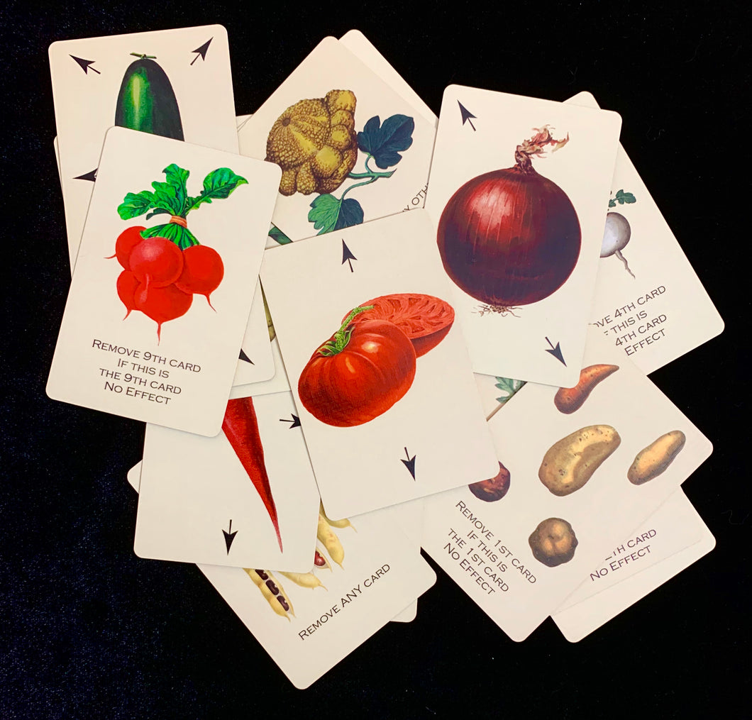 Harvesting 12 - Puzzle Card Game
