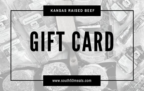 South 50 Meats Gift Card