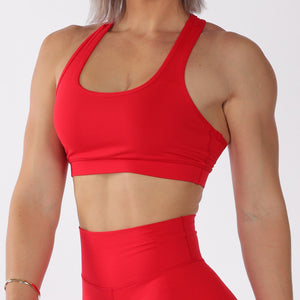 BASE CROP - RED