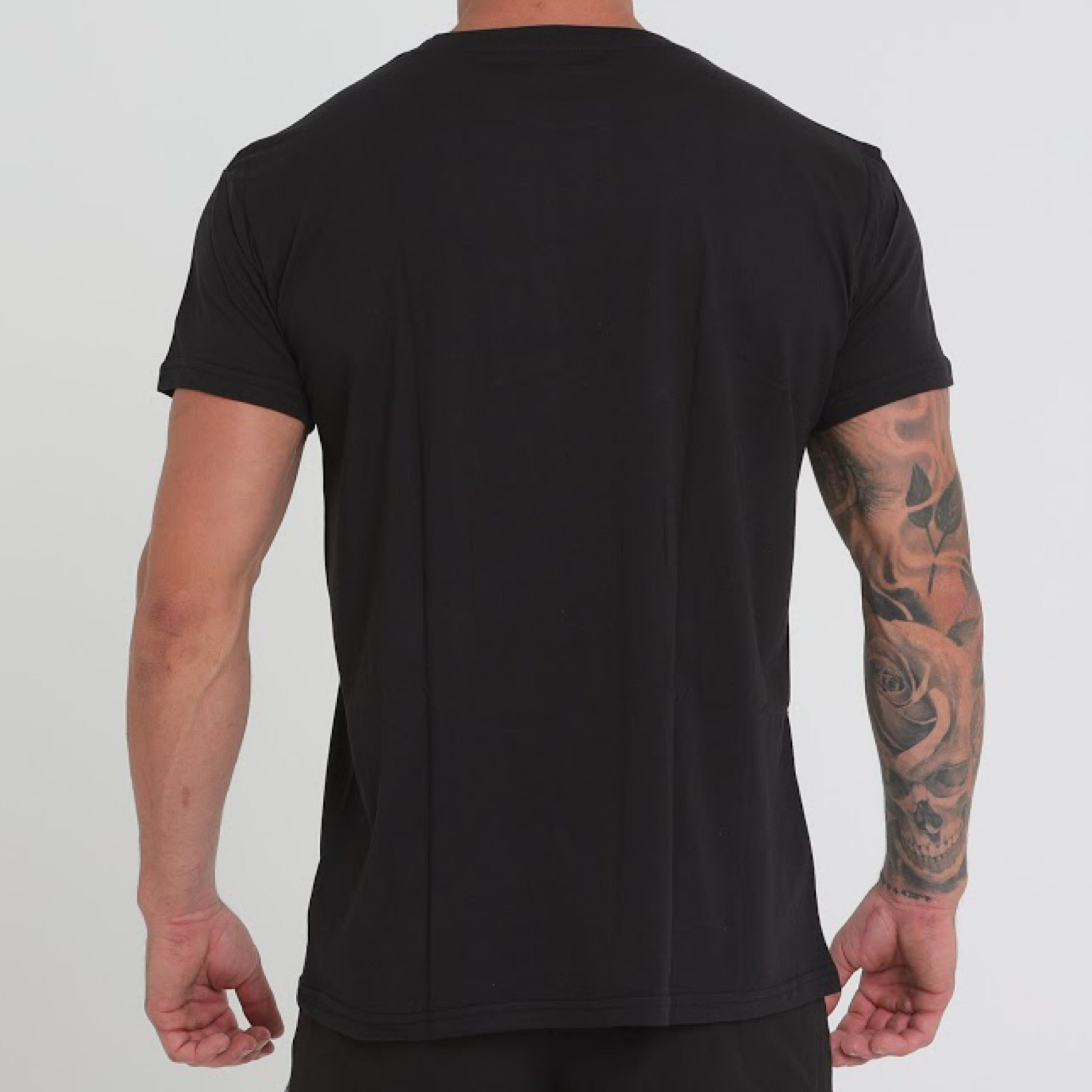 BASE T-SHIRT Black