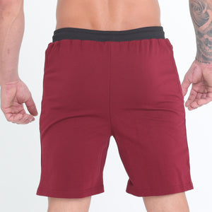 Gauge Shorts - Maroon