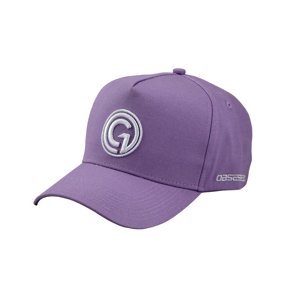 A-FRAME HAT - Pastel Purple