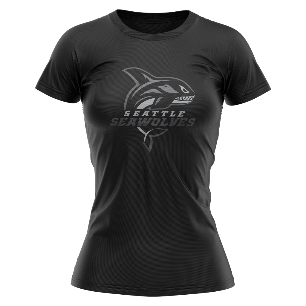 Seattle Seawolves 2021 Graphic Tee - Women's Stealth - SHOPMLR.COM