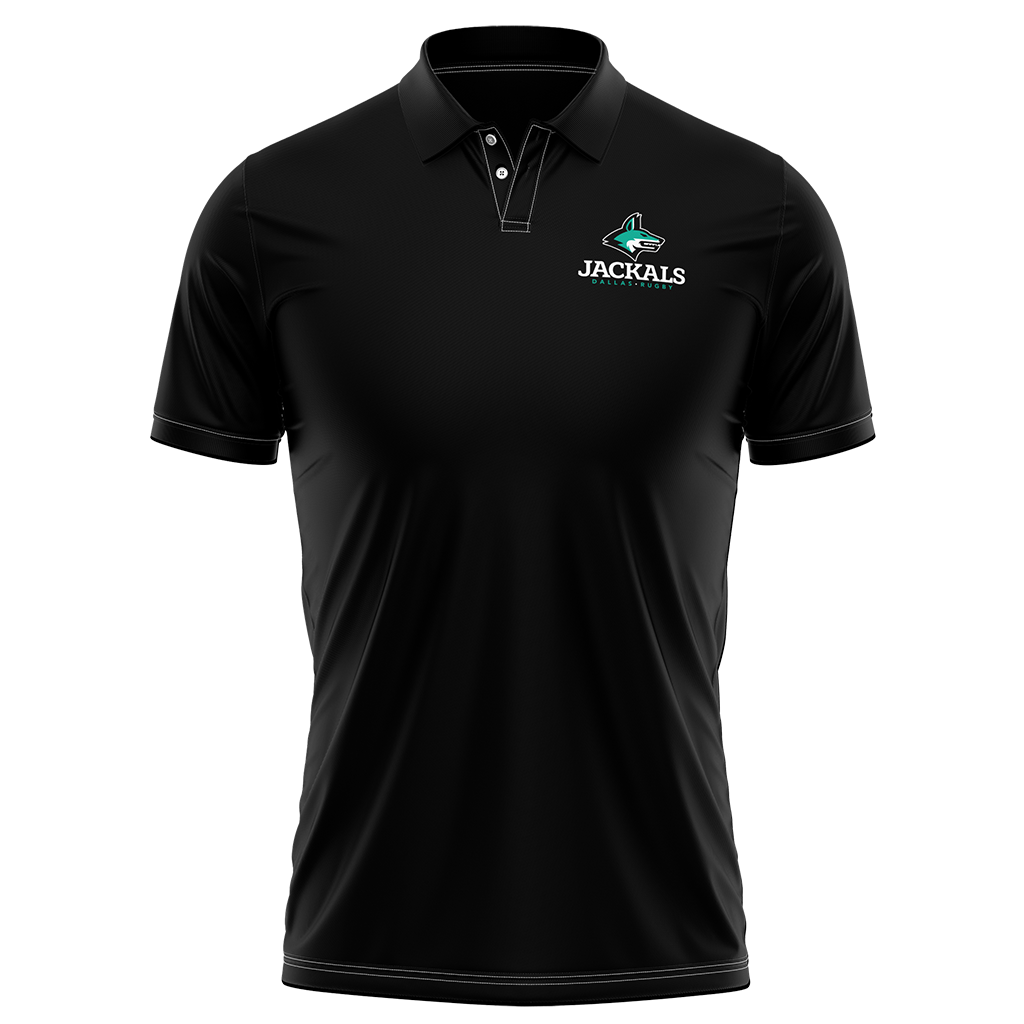 Dallas Jackals Men's Polo - SHOPMLR.COM
