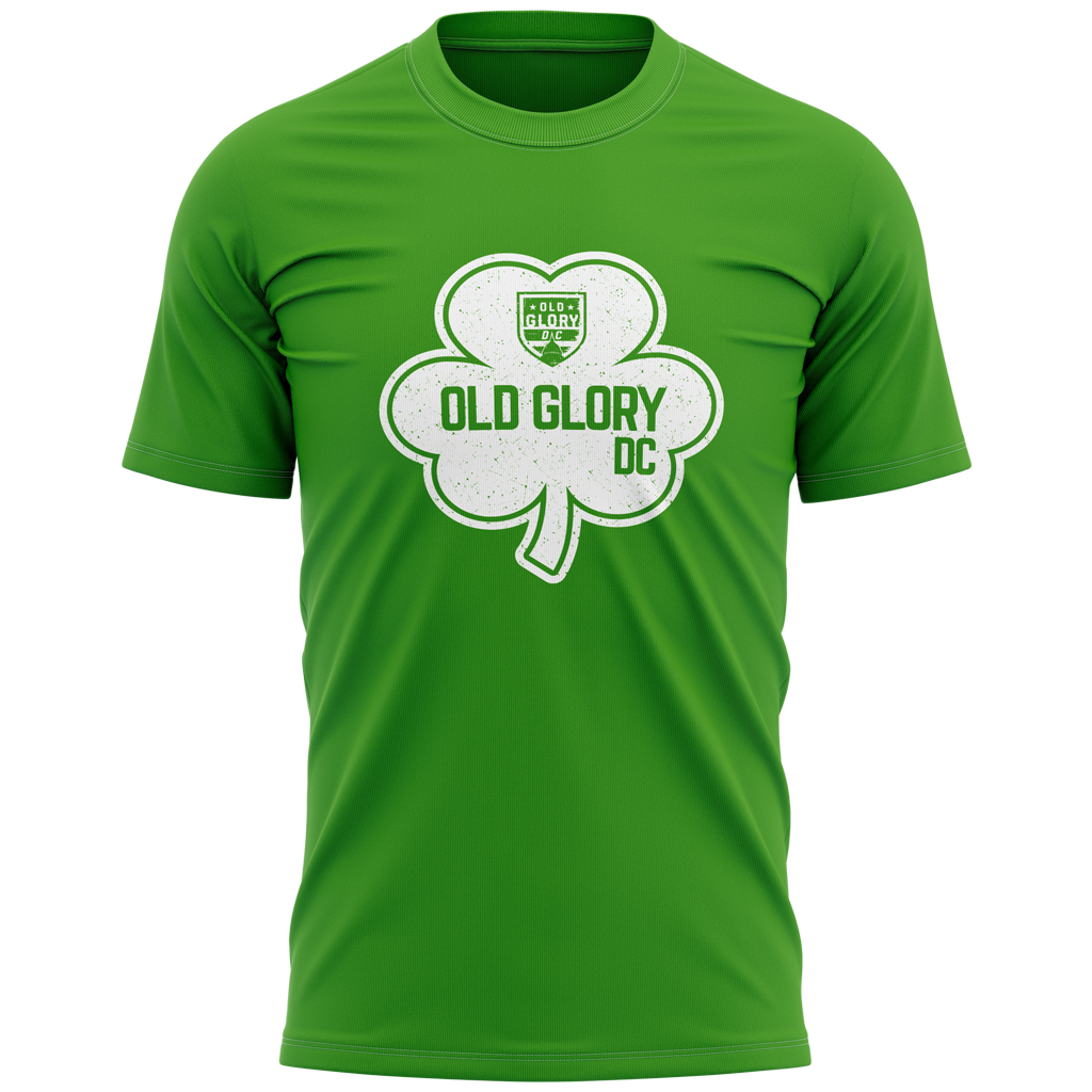Old Glory DC St Patrick's Day Tee