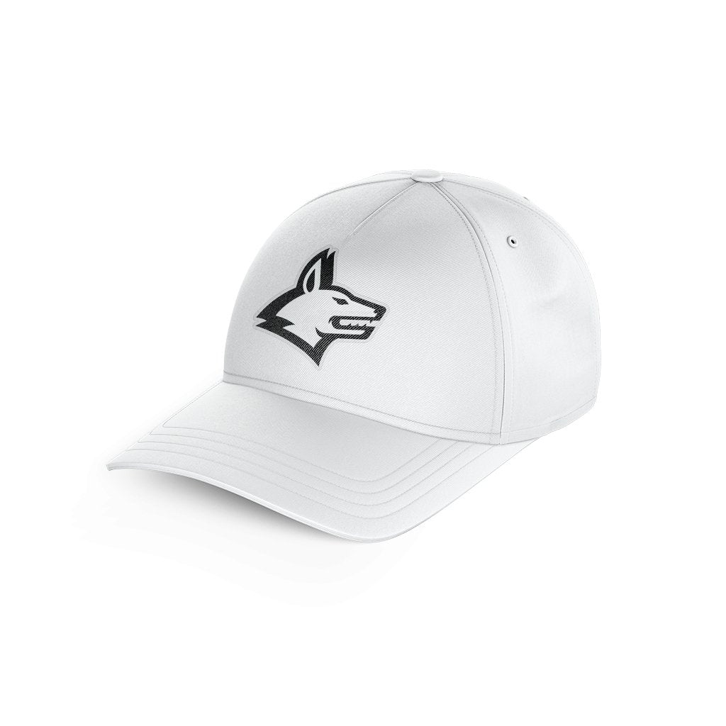 Dallas Jackals White Baseball Cap - www.therugbyshop.com