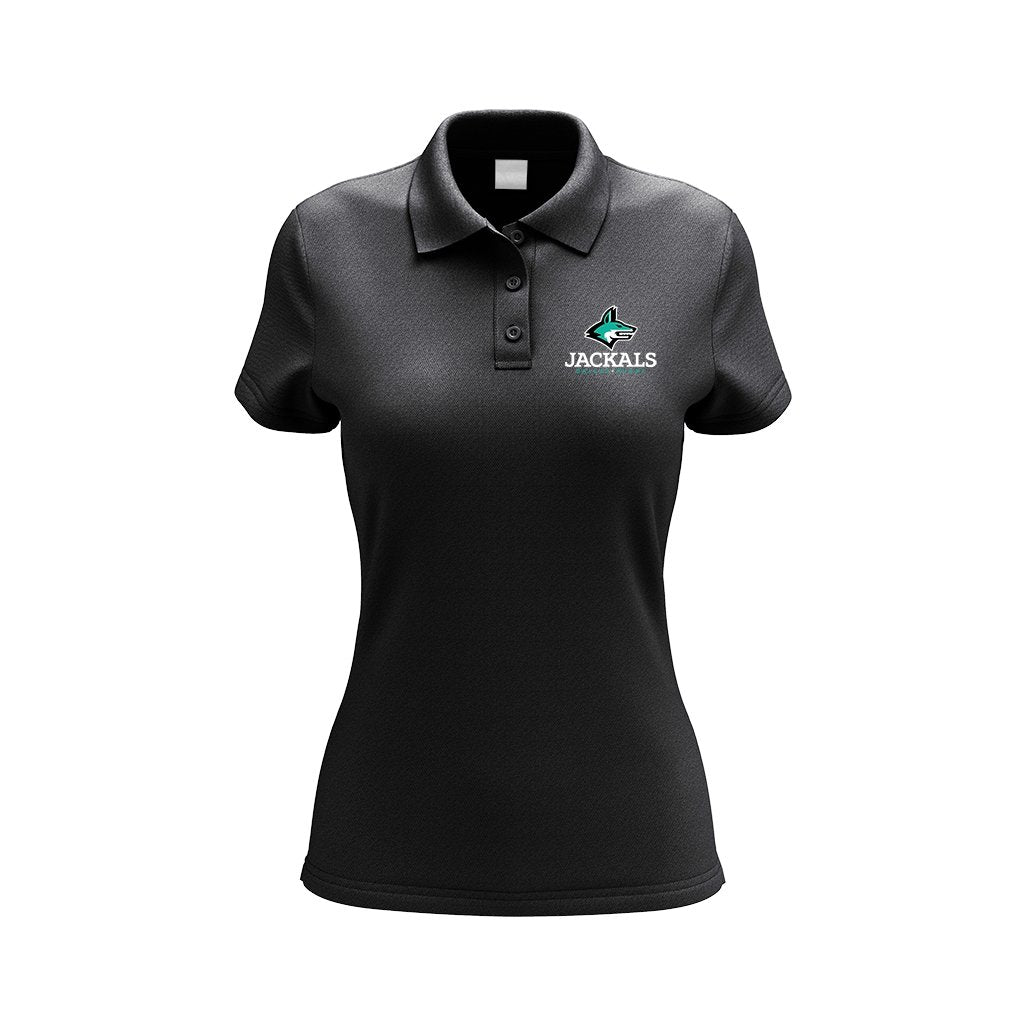 Dallas Jackals Womens Polo - www.therugbyshop.com