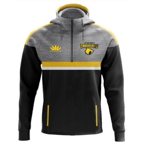 Houston Sabercats 2020 Official Replica Hoodie - Adult Unisex - SHOPMLR.COM