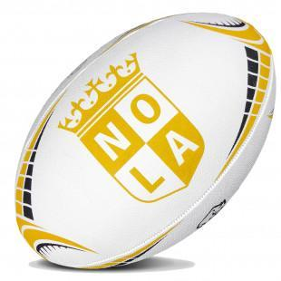 Major League Rugby Replica Ball - NOLA Gold - www.therugbyshop.com