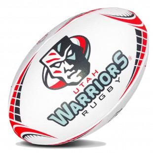 Major League Rugby Replica Ball - Utah Warriors - www.therugbyshop.com