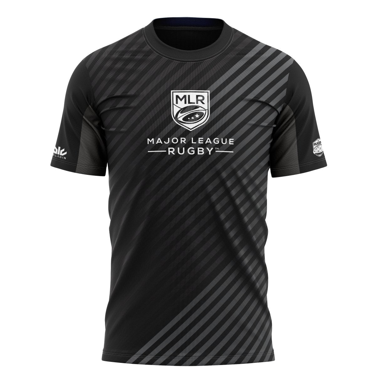 MLR 2021 Performance Tee - Men's Black - SHOPMLR.COM