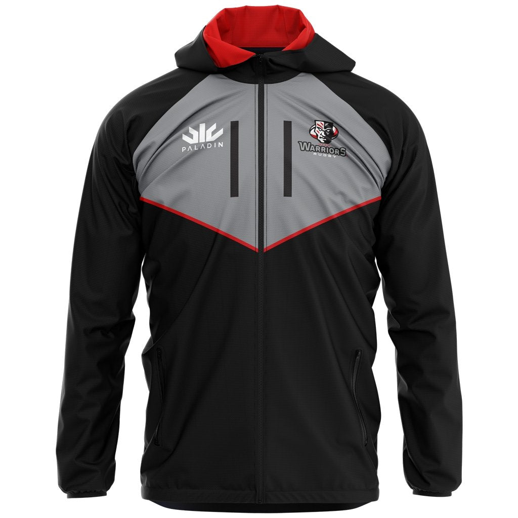 Utah Warriors 2020 Full Zip Jacket - Adult Unisex - SHOPMLR.COM