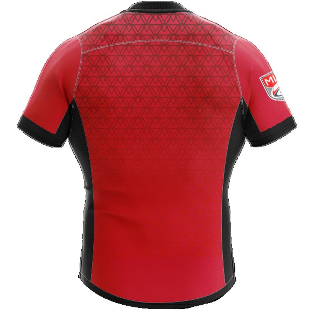 Utah Warriors 2021 Away Replica Jersey - Adult Unisex - www.therugbyshop.com