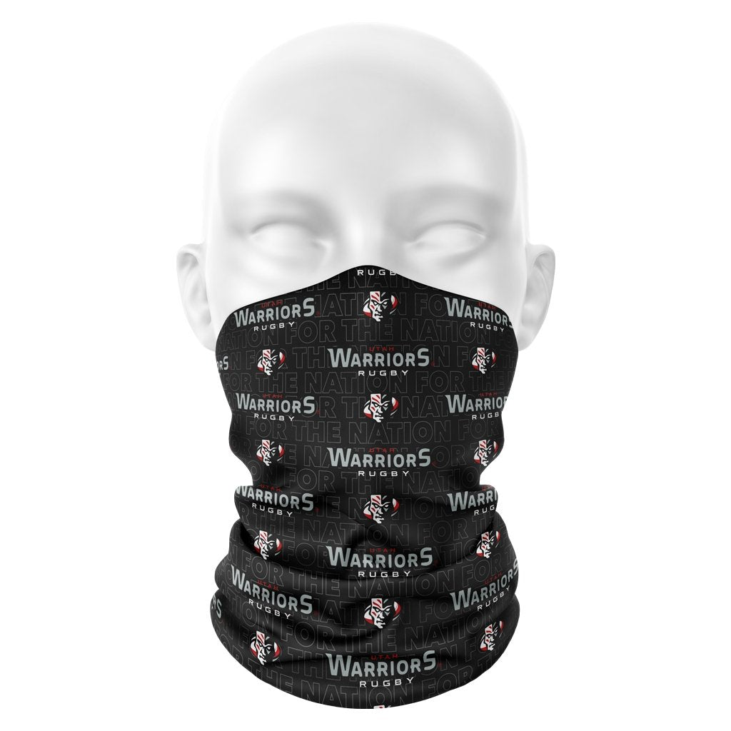Utah Warriors 2021 Gaiter - www.therugbyshop.com