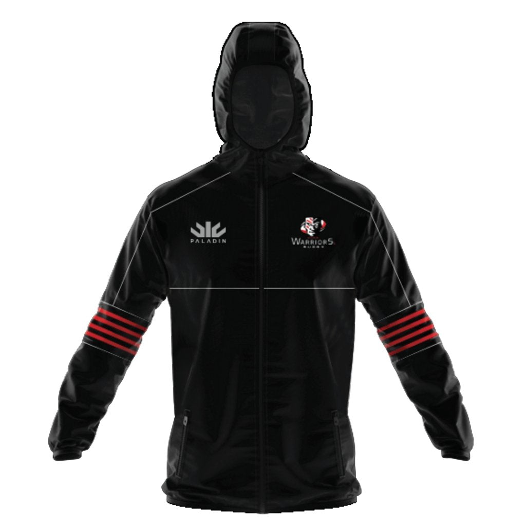 Utah Warriors 2021 Waterproof Jacket - Unisex - www.therugbyshop.com