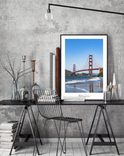 Indlæs billede til gallerivisning World Tour Frames // San Francisco Golden Gate Bridge