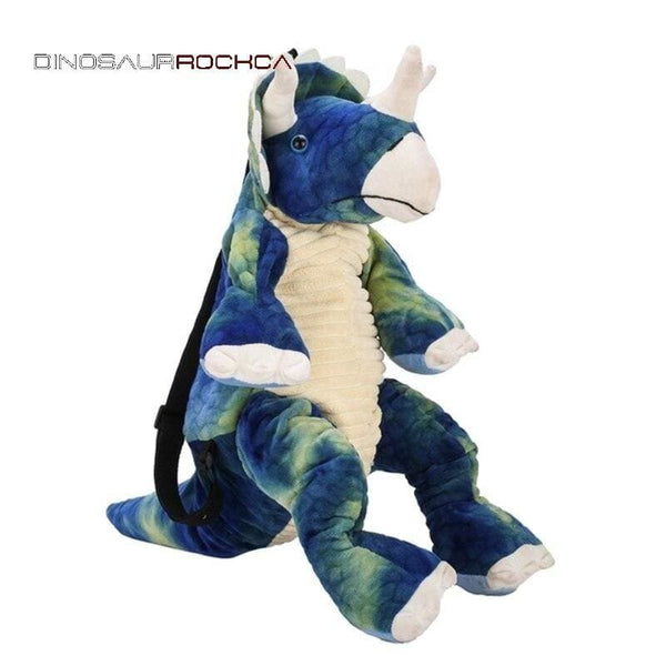 DINOSAUR BAG - China / Blue - DINOSAUR BAG
