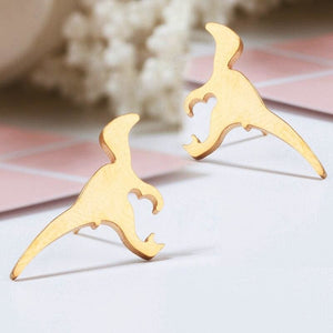 tiny-dinosaur-earring-gold