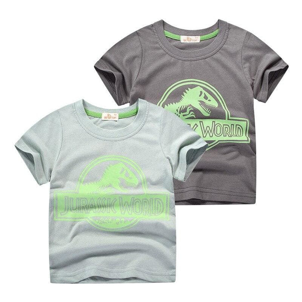 DINOSAUR T-SHIRT - JURASSIK WORLD