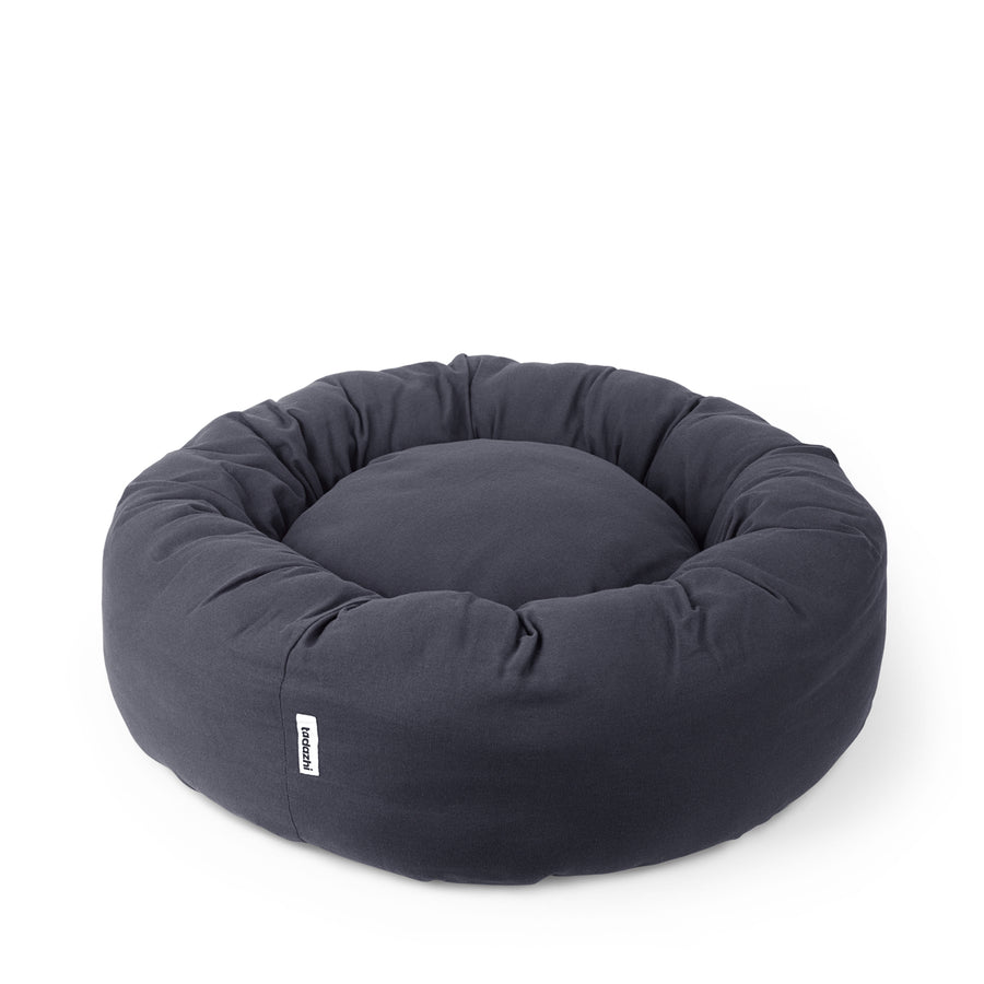 Donut bed Warm grey